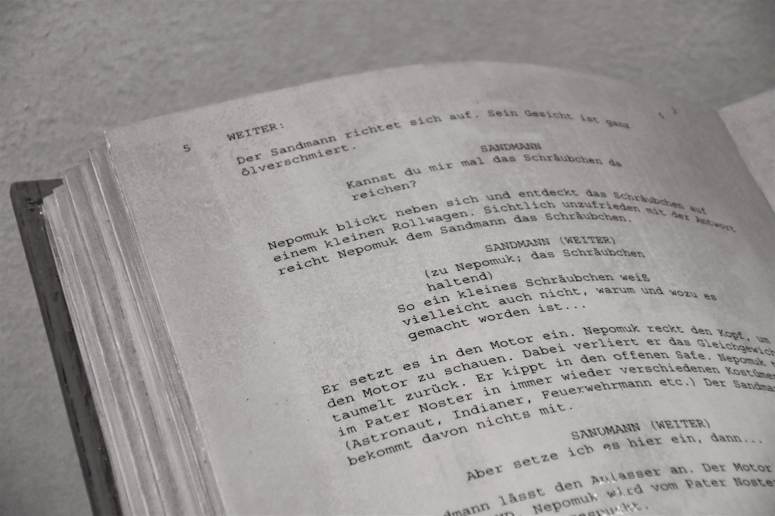 What Constitutes A Script?